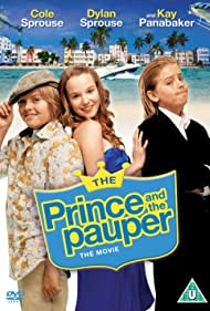 Kay Panabaker, Cole Sprouse, and Dylan Sprouse in The Prince and the Pauper: The Movie (2007)