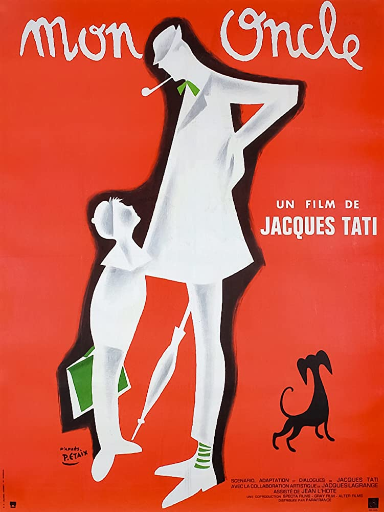 Jacques Tati in Mon oncle (1958)