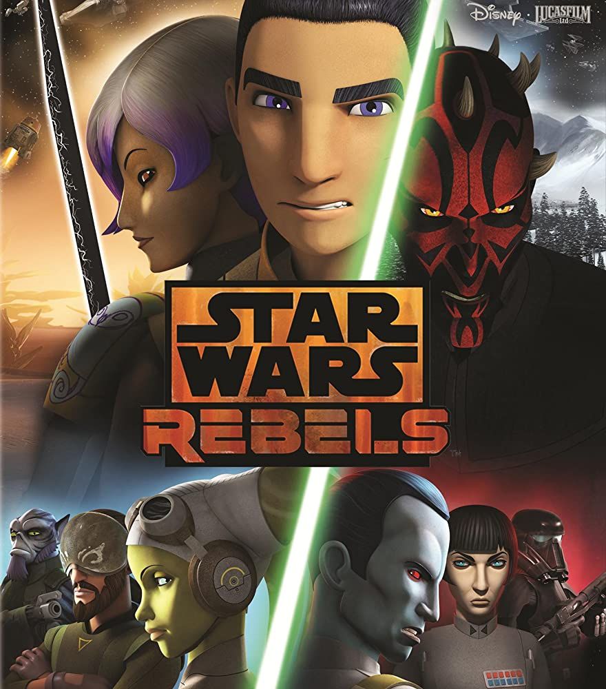 Star Wars: Rebels (2014)