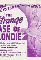 The Strange Case of Blondie