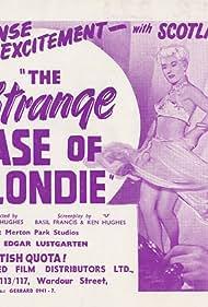 The Strange Case of Blondie (1954)