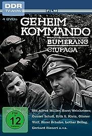 Geheimkommando Bumerang Poster
