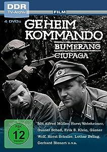 Ver trailer de la pelicula Geheimkommando Ciupaga  [XviD] [720pixels] [DVDRip]