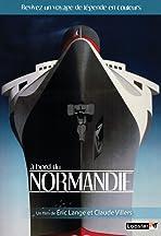 A bord du Normandie