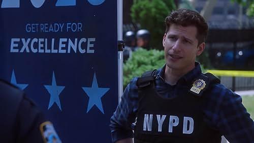 Brooklyn Nine-Nine: Jake Becomes The Manhunter