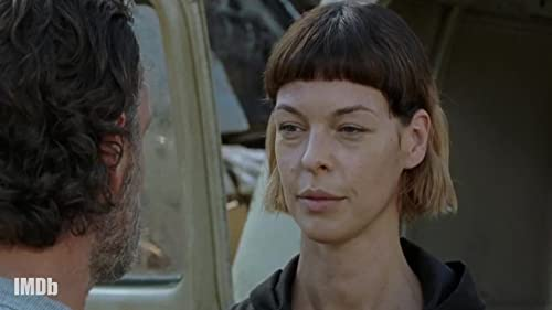 """No Small Parts"" IMDb Exclusive: ""Walking Dead"" Star Pollyanna McIntosh"