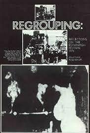 Regrouping Poster
