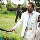 Hugh Laurie, Xzannjah Matsi, and Kausibona Mel in Mr. Pip (2012)