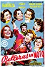 Bellezze in moto-scooter (1952) Poster