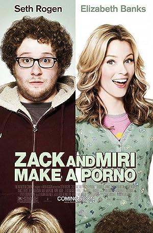 Zack and Miri Poster