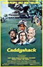 Caddyshack (1980) Poster