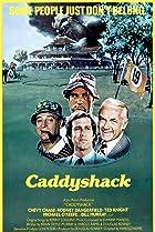Caddyshack (1980) Poster