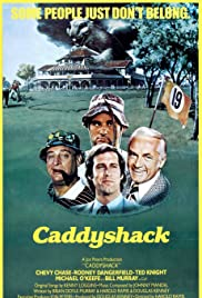 Watch Full HD Movie Caddyshack (1980)