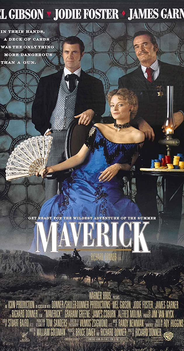 Watch Full HD Movie Maverick (1994)