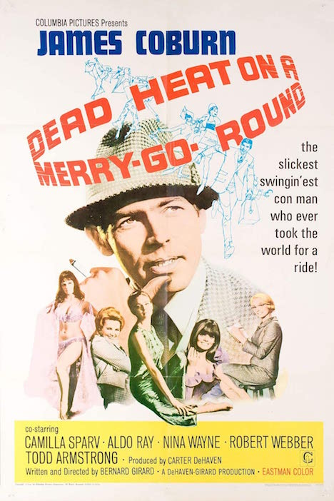 Dead Heat on a Merry-Go-Round (1966)