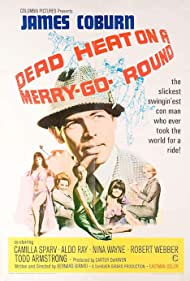 James Coburn in Dead Heat on a Merry-Go-Round (1966)