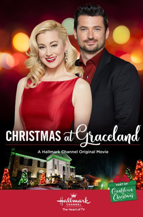 Christmas At Graceland 2018 Hallmark Poster.Christmas At Graceland Tv Movie 2018 Imdb