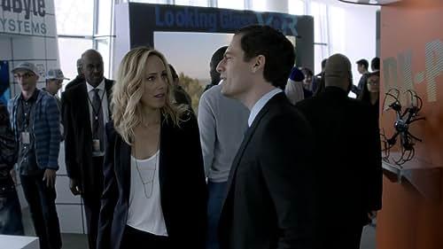 Apb: Lauren Warns Gideon That Reeves Industries Is Losing Money
