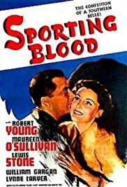 Sporting Blood(1940) Poster - Movie Forum, Cast, Reviews