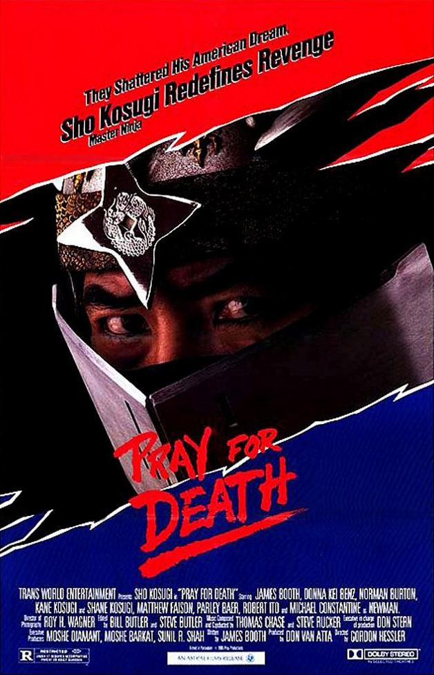 Shô Kosugi in Pray for Death (1985)