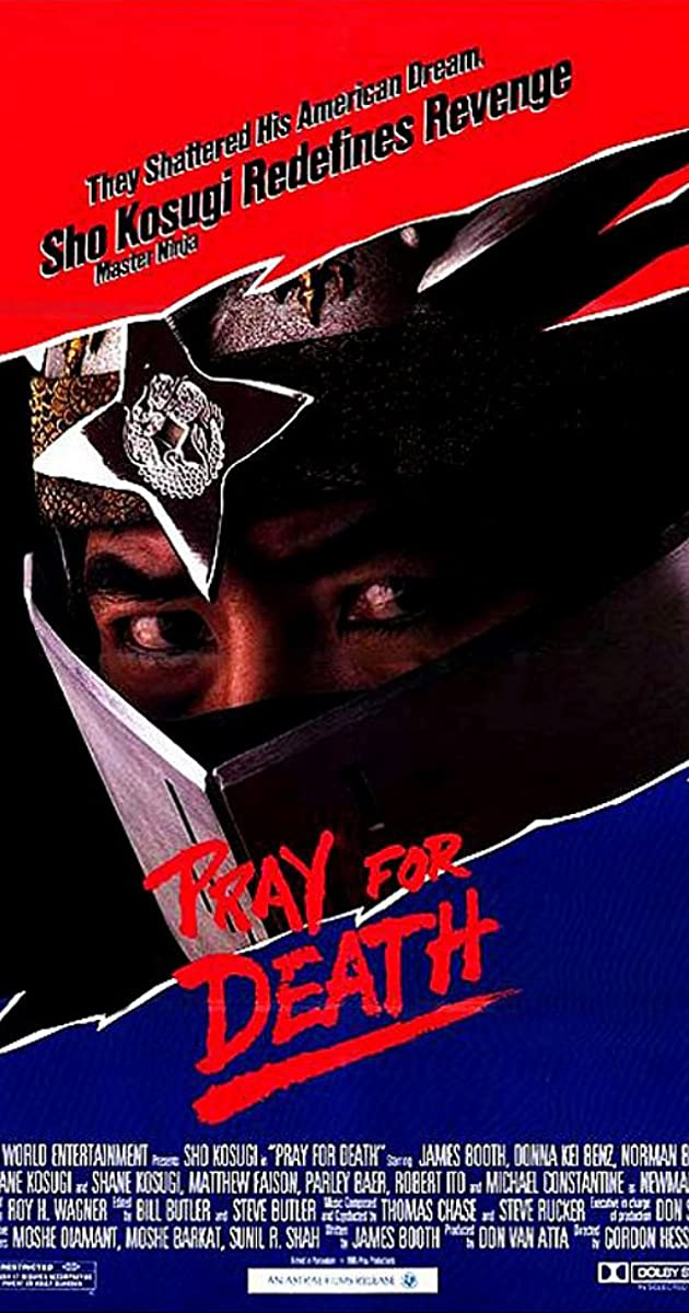 Subtitle of Pray for Death