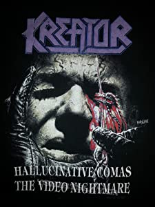 Movie downloads psp go Kreator - Hallucinative Comas Germany [640x480]