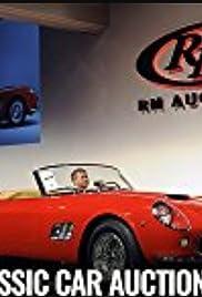 RM Classic Car Auction Poster