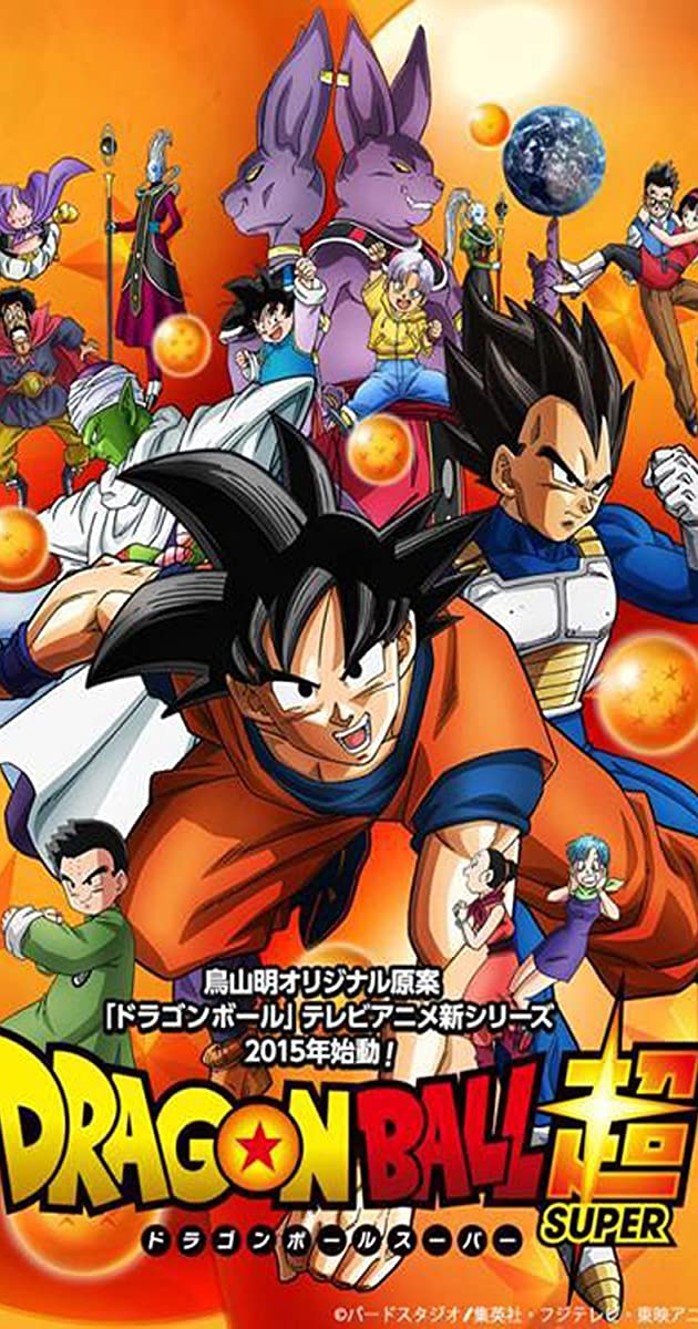 Dragon Ball Super Tv Series 2015 2018 Imdb