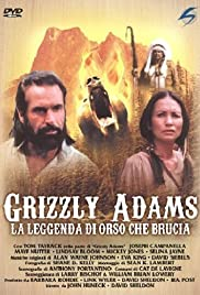 Grizzly Adams and the Legend of Dark Mountain Poster