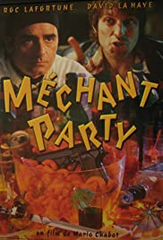 Méchant party Poster