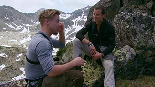 Running Wild With Bear Grylls: Derek Hough