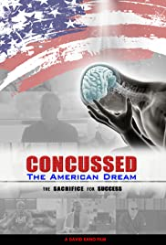 Concussed: The American Dream Poster