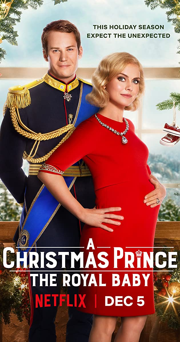 Subtitle of A Christmas Prince: The Royal Baby