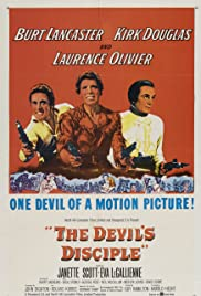 The Devil's Disciple (1959) Poster - Movie Forum, Cast, Reviews