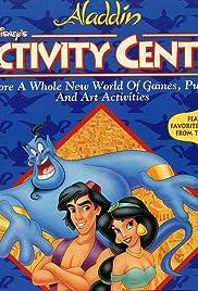 Aladdin Activity Center Poster
