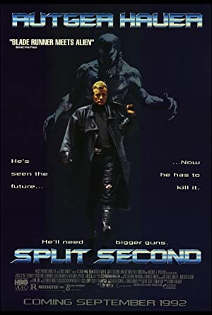 Movie Split Second (1992)