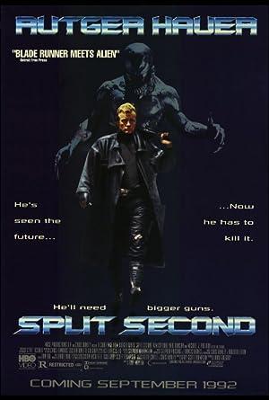 Movie Split Second (1992)