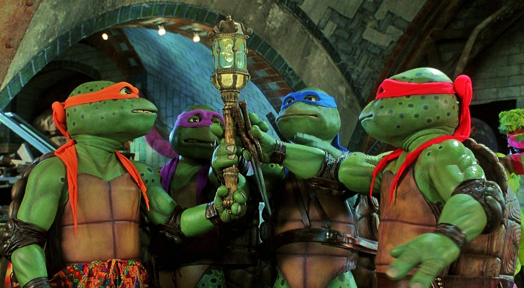 Naked teenage mutant ninja turtles
