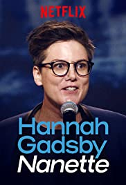 Image result for Images of Hannah Gadsby
