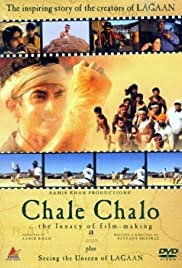 Chale Chalo: The Lunacy of Film Making Poster