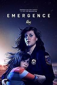 Allison Tolman and Alexa Swinton in Emergence (2019)