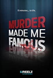 Murder Made Me Famous Poster