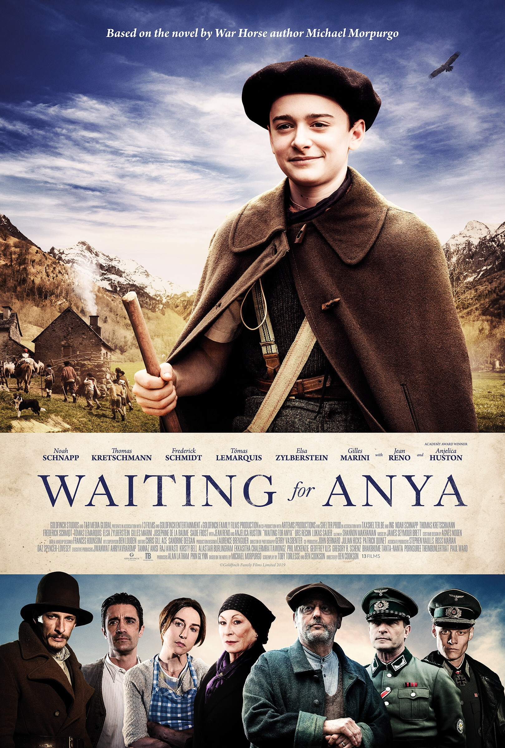 Image result for Waiting for Anya""