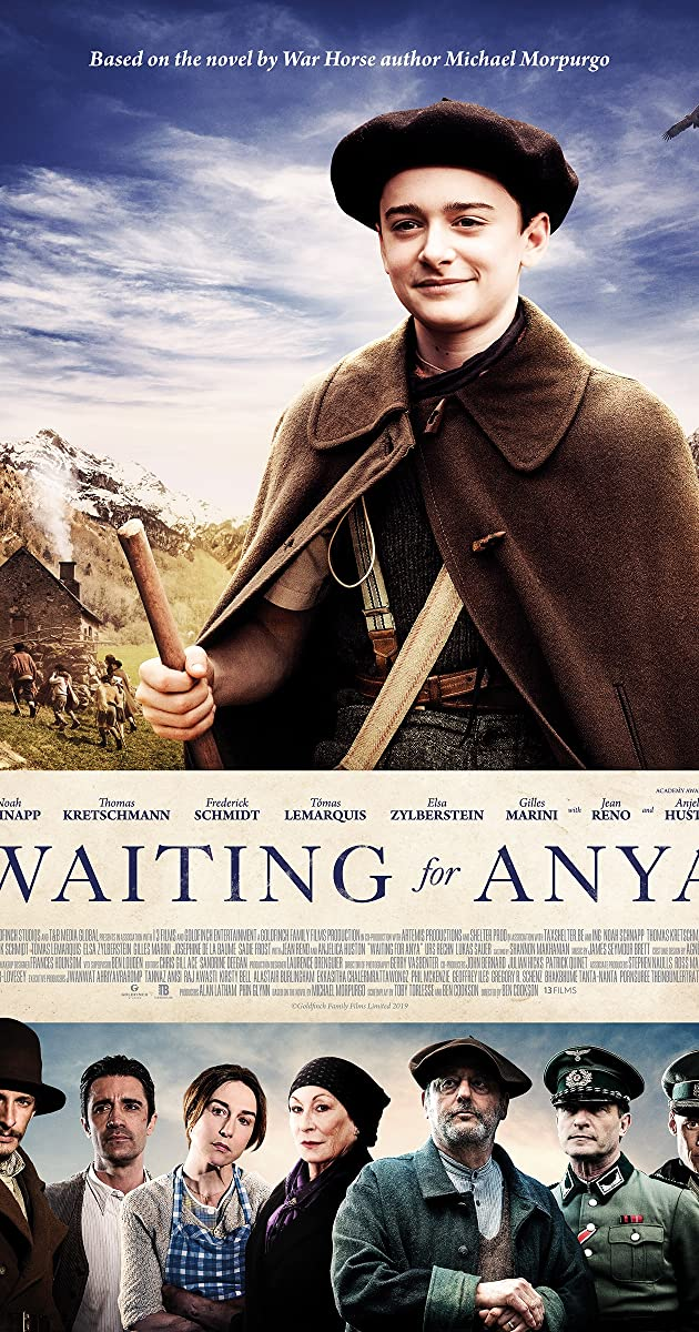Subtitle of Waiting for Anya