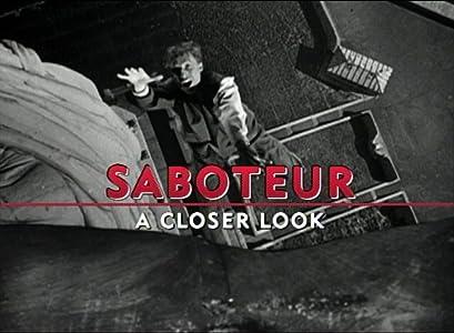 English movie trailer download Saboteur: A Closer Look USA [720px]