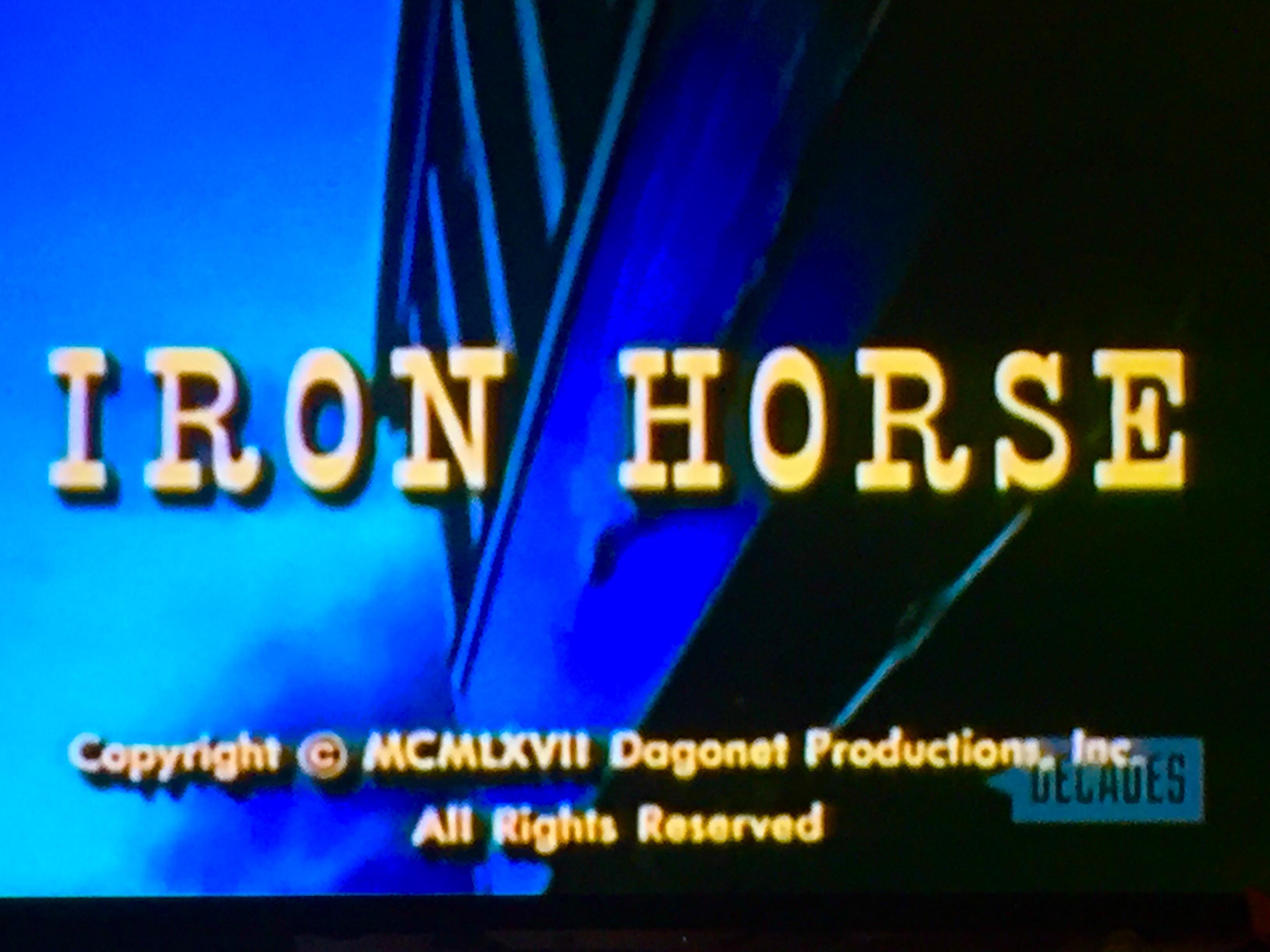Iron Horse (1966)