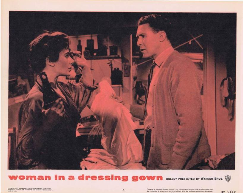 Woman in a Dressing Gown (1957)