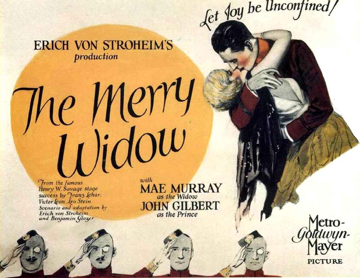 The Merry Widow 1925