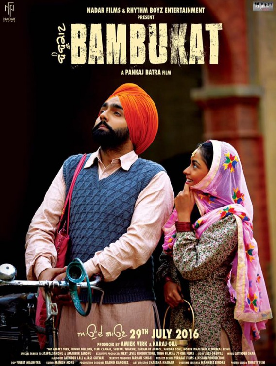 Bambukat Punjabi Movie 2016 Watch free