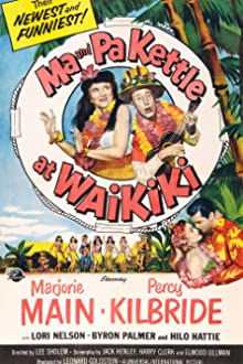 Ma and Pa Kettle at Waikiki (1953)